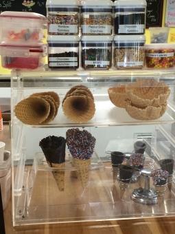 Specialty Cones