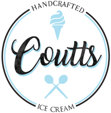 Coutts Ice Cream Logo